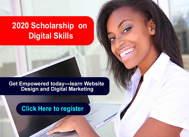2020 Nigerian scholarship on digital skills